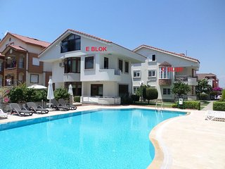 Weekly rental furnished villa.