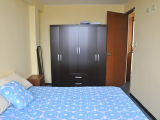 Budget Apartment with WIFI, Chorrillos -La Campina