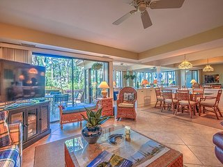 1423 S. Beach Villa - Catch Glimpse of Calibogue Sound & Beach