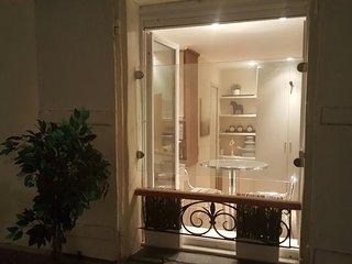 Studio cosy, calme, meublé, lumineux, Neuilly-sur-Seine