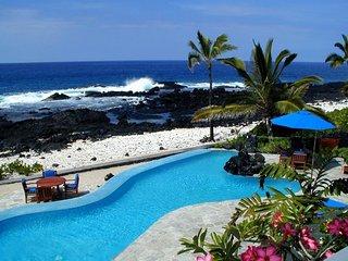 Hale Kona A'ekai - Infinity Pool, Oceanfront
