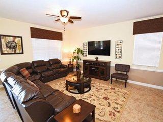 8 Bedroom Pool Home In Upscale Golf Resort. 1490MVD, Kissimmee