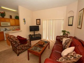 Regal Palms Resort 4 Bedroom Townhome. 529LMS