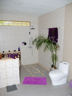 Main bathroom ensuite