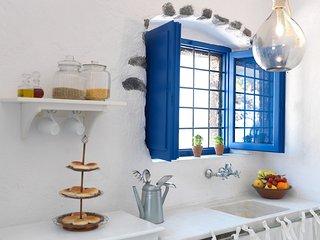 Afoura Houses by K&K - Blue House