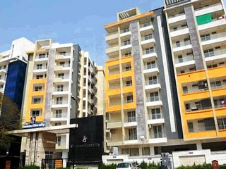 Entire 2 BHK Spacious apartment with Balcony in Jaipur
