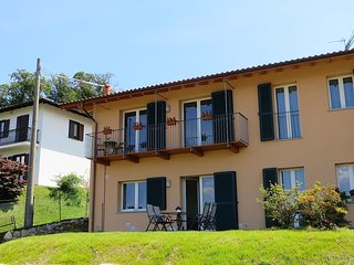 Africa apartment over Stresa with lake view