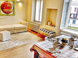 Artemida apartment in the center of Verbania Pallanza