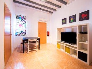 Reus Apartment 2- piso reformado en el centro de Reus