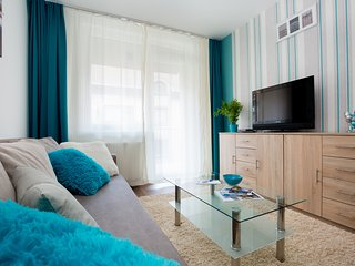 Sun Resort Delux one bedroom apartment for 4, Budapest