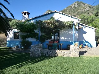 Andalusian mountain cottage Viña Cristina