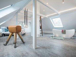 Design - Studiowohnung in Gütersloh mit Balkon