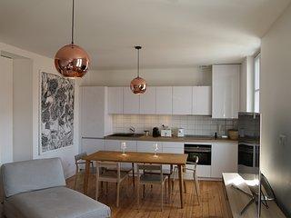 Superbe duplex 3 pièces  en plein coeur du quartier des Halles , vue océan, Biarritz