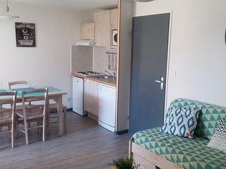 Appartement chaleureux, Centre de Luz, 4-6 places