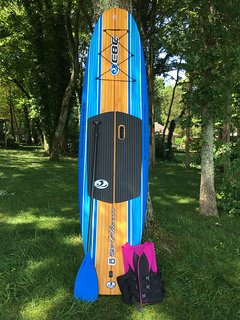 Stand up paddle board. For rent. $25/day.