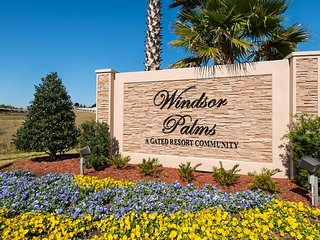 ♥ (2219) Orlando Disney 6BR 4BA Windsor Palms Resort