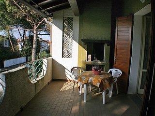 Villetta a schiera con 3 camere da letto e giardino privato zona comoda al mare