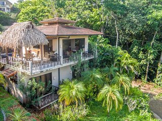 Oceanview home w/ private pool & balconies - welcome to paradise!