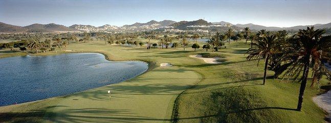 3 Golf Courses La Manga Club