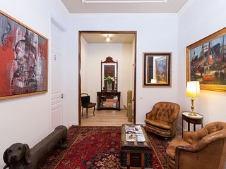 Luxury 4 bedroom house in the centre of Gràcia