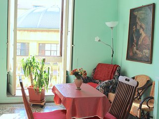 VINTAGE PANORAMIC MINI APT. IN THE CITY CENTRE