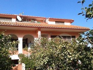 B&B Villa Corrias, Siliqua