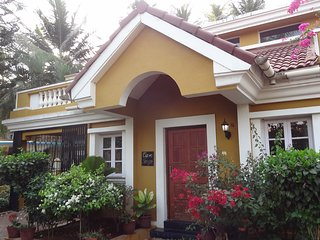 Casa Jorge Boutique Villa 10 minutes walk from the beach South Goa