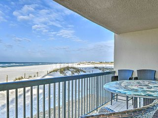 Oceanfront Panama City Beach Condo w/ Amenities!