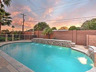 NEW! 3BR Scottsdale House w/Backyard Oasis & Pool