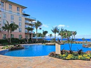 Luxury Condo at Honua Kai,  a 4-Star Oceanfront Resort in Kaanapali Beach