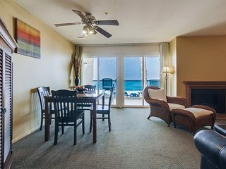 Ocean Front Condo #6 1 BR, Sleeps 4: Pet Friendly