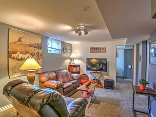 NEW! 2BR Denver Apartment - Minutes from Downtown!