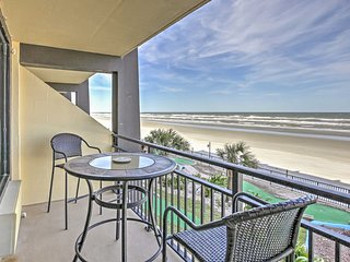 NEW! Daytona Studio w/Unbeatable Sunrise Views