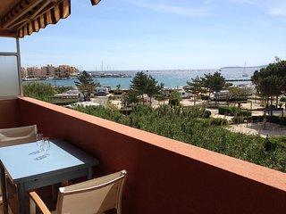 Appartement face à la mer, Bormes la Favière, Bormes-les-Mimosas