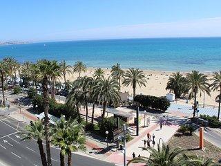 Alquiler vacacional Playa y centro Alicante
