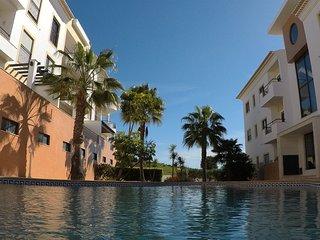 Ferienwohnung mit Pool  Meia Praia Marina