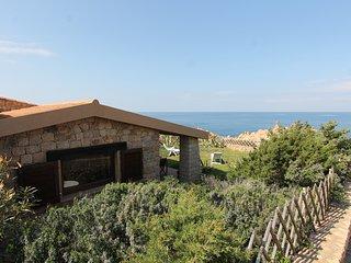 Villa Smeraldo with garden and 30 mt. far from the sea, Costa Paradiso