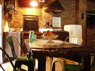 "Typical farmhouse in tuscany ""La Tabaccaia"", Poppi"