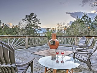 Bay St Louis House w/ Deck on Breath Bayou River!