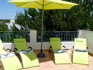 Praia Verde one bedroom Apartment, 150m from the beach