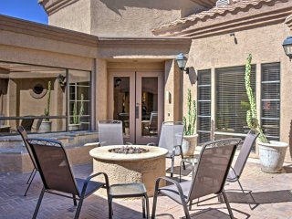 NEW! 2BR Scottsdale Townhome w/ Community Pool!