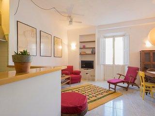 Caratteristico appartamento in centro città