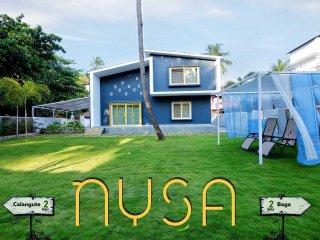 Nysa - 3 Bedroom Gorgeous Private Villa Near Baga