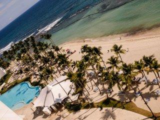 Impressive Two Bedroom Caribbean Beachfront