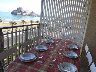 Alquiler apartamento primera línea playa en Peñíscola