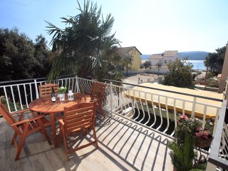 Luxurious 4**** Apartment with Sea View