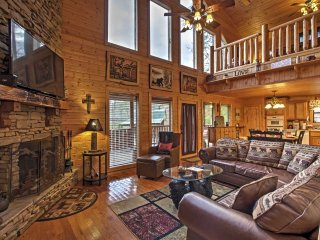 Inside, the home boasts 2,100 square feet of comfortable living space.