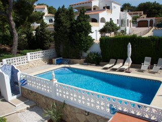 Charming villa with private pool and playground
