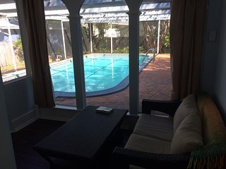 South Tampa Townhome with Pool and FiOS High Speed Internet