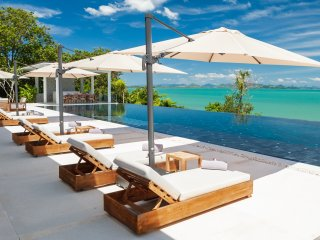 Villa Amarapura Phuket - Cape Yamu - Swimming Pool Area